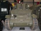 WWII Stuart Tank